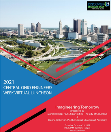 2021 Engineers Week Virtual Luncheon